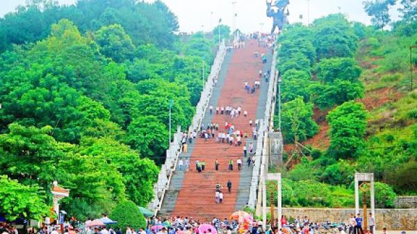 Những con số ấn tượng của Tượng đài chiến thắng Điện Biên Phủ