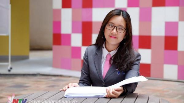 """Nữ sinh miền núi Nghệ An """"ẵm"""" học bổng hơn 5 tỷ đồng tại Australia"""