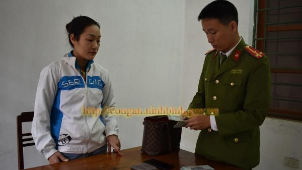 Ninh Bình: Bắt giữ người phụ nữ trộm cắp tài sản của người nước ngoài