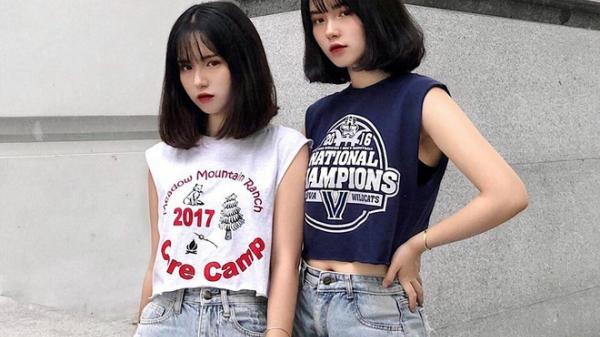 Cặp song sinh Hằng Nga và các hot girl Yên Bái nổi tiếng trên MXH