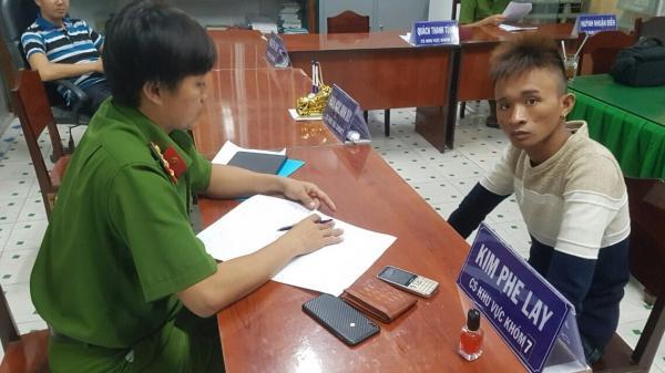 Sóc Trăng: Công an thị xã Vĩnh Châu bắt đối tượng trộm cắp tài sản