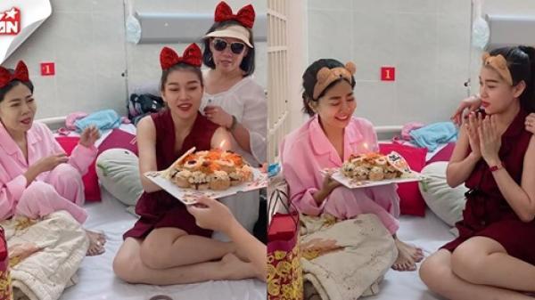 Sau chuyến du lịch với con gái, Mai Phương lại đón sinh nhật tại bệnh viện