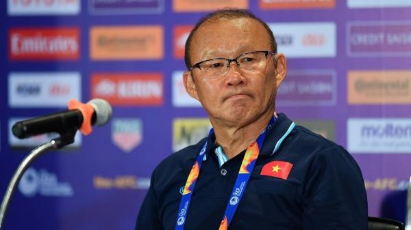 Thầy Park: Người Việt yêu bóng đá nhưng là bóng đá chiến thắng thôi