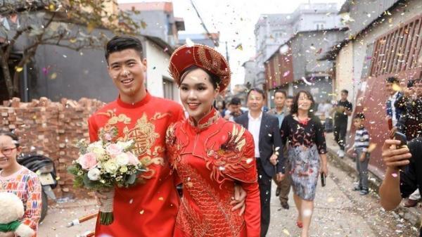 Đám cưới Duy Mạnh: Đãi tiệc khách sạn 5 sao, quy tụ dàn sao nổi tiếng