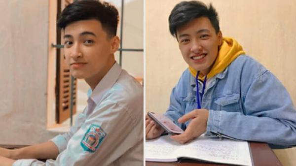 Xuất hiện nhân tố mới trong làng trai Việt: Đến từ Ninh Bình, sinh năm 2003 nhưng đã cao 1m8