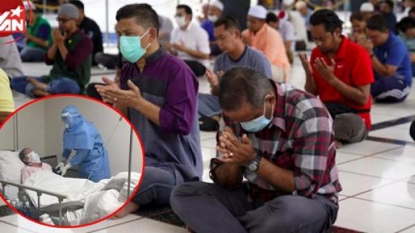 Bệnh nhân 61 đã dự lễ Hồi giáo ở Malaysia rồi quay về TP.HCM dự lễ cầu nguyện