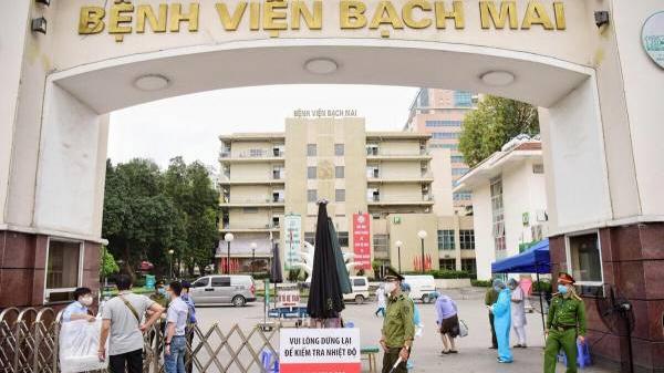 Yên Bái cách ly tại nhà và cơ sở y tế 220 người đi từ Bệnh viện Bạch Mai về