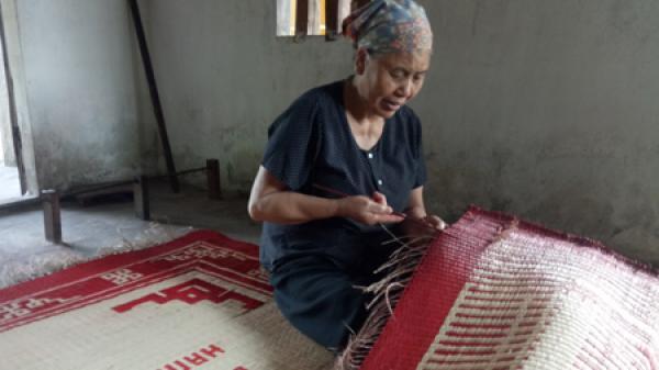 Ninh Bình: Gặp những người dệt chiếu cuối cùng ở làng Bồng Hải