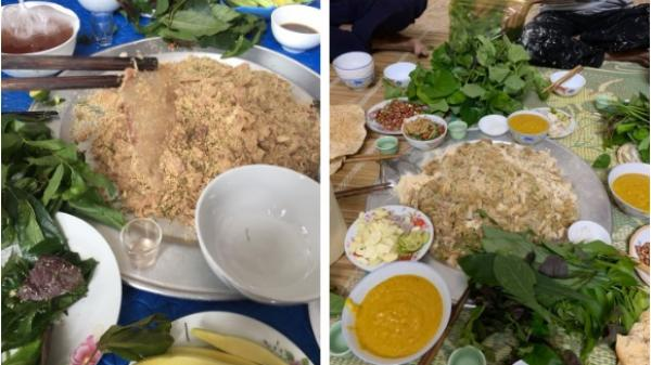 """Món gỏi """"cầu kỳ"""" nhất Việt Nam: Từ tên gọi, nguyên liệu đến cách thưởng thức đều phức tạp, có tiền chưa chắc ăn được"""