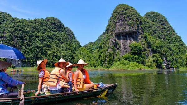 Ninh Bình lọt top 5 địa danh du lịch Việt Nam lọt top điểm đến tuyệt vời của thế giới