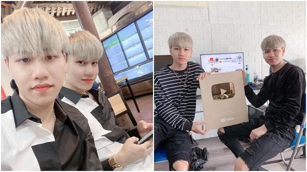 Vũ Đức Toại - Vũ Công Tuyền: Anh em song sinh youtuber sở hữu kênh Đức Toại Vlogs thu hút 1.4 triệu lượt sub
