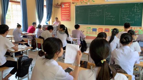 Lào Cai: Chủ động phương án dạy học trước dịch Covid-19 diễn biến phức tạp