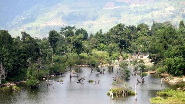 Điện Biên: Khám phá điểm du lịch hồ Noong U nằm ở độ cao trên 1.000m