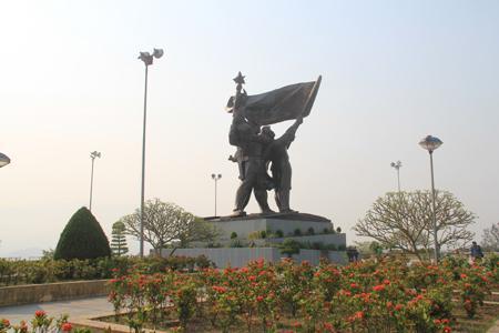 Niềm tự hào của nhân dân Điện Biên