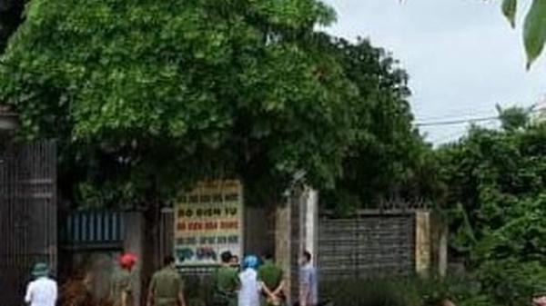 Nghệ An: Phát hiện thi thể người đàn ông bốc mùi trong căn nhà khóa trái cửa 