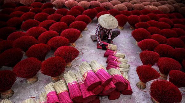 Bốn bức ảnh Việt Nam vào top đẹp nhất thế giới, ai cũng xuýt xoa vì cảnh vật quá quen thuộc