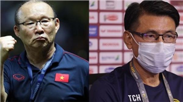 CĐV Malaysia khiêu khích trước vòng loại World Cup: Malaysia sẽ thắng 7-0 để HLV Park và Việt Nam phải im lặng