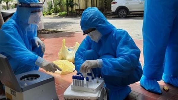 Thêm 1 ca dương tính với SARS-CoV-2 ở Hòa Bình liên quan đến Bệnh viện K