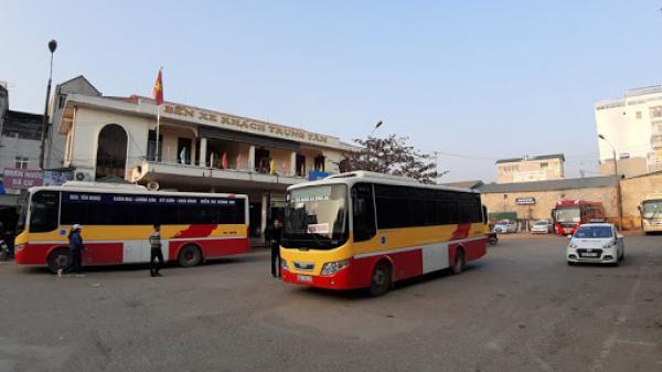 Hoạt động vận tải hành khách trên địa bàn tỉnh được phép hoạt động trở lại