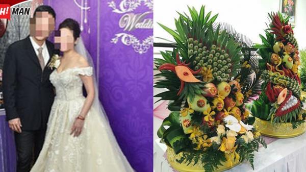 Cô dâu phát hiện chồng đã có con, nợ vợ cũ 200 triệu trong lễ ăn hỏi