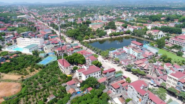 Sắp xếp đơn vị hành chính cấp xã tại Bắc Giang, Lạng Sơn, Thái Nguyên