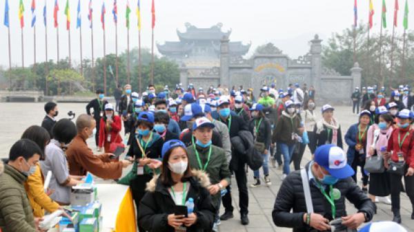 Ninh Bình tạm dừng tổ chức các lễ hội đầu Xuân