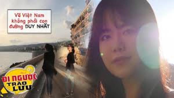 Trong khi hàng nghìn người Việt ồ ạt về nước tránh dịch, một cô gái vẫn kiên định ở lại Pháp tự phòng chống COVID-19