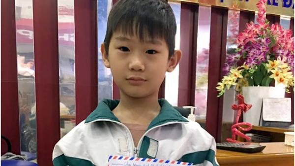 Lục Yên: Bé trai 8 tuổi đập lợn ủng hộ phòng, chống dịch Covid-19