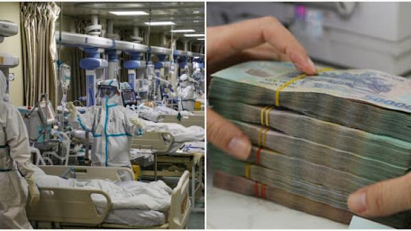 Tăng mạnh tiền lương cho bác sĩ, y sĩ, y tá từ ngày 01/7/2020