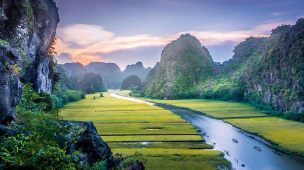 """Ninh Bình """"vào Top"""" điểm hấp dẫn nhất cần khám phá tại châu Á"""