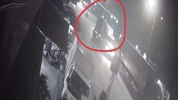 Công an Kim Thành tìm xe ô tô nghi gây tai nạn