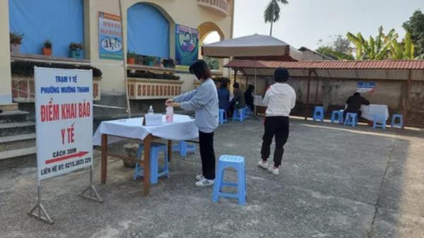 Điện Biên: Khẩn cấp tìm người từng đến quán phở Công Hoan